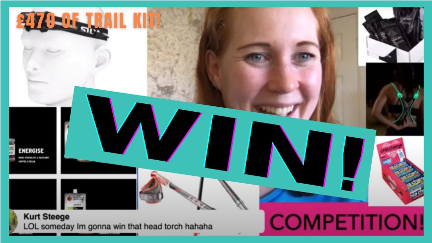 COMPETITION! March – who's won £470 trail & ultra running goodies? PLUS April's prizes