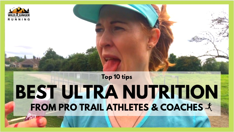 Top 10 nutrition, fuel & hydration tips from pro runners & coaches (John Kelly, Camille Herron & more)