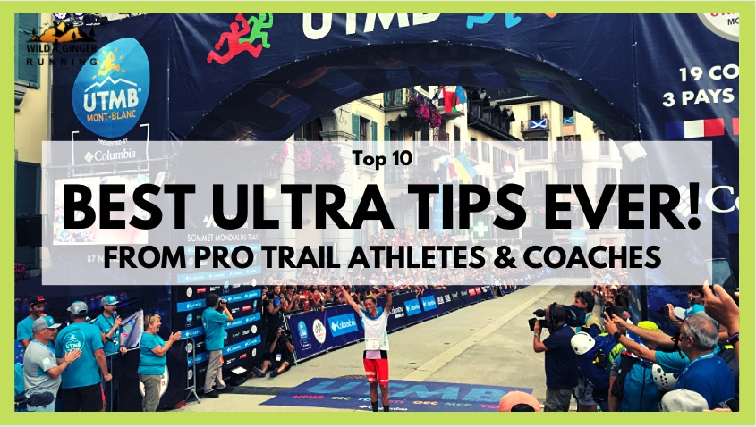Top 10 ultra running training tips from pros & coaches (including John Kelly, Camille Herron & more)