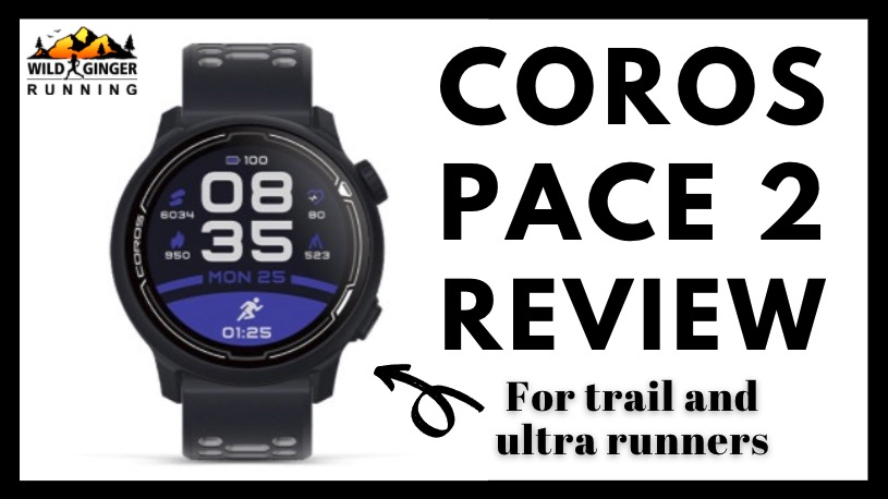 Should you buy the COROS Pace 2 running / fitness watch? (Quick first look review)