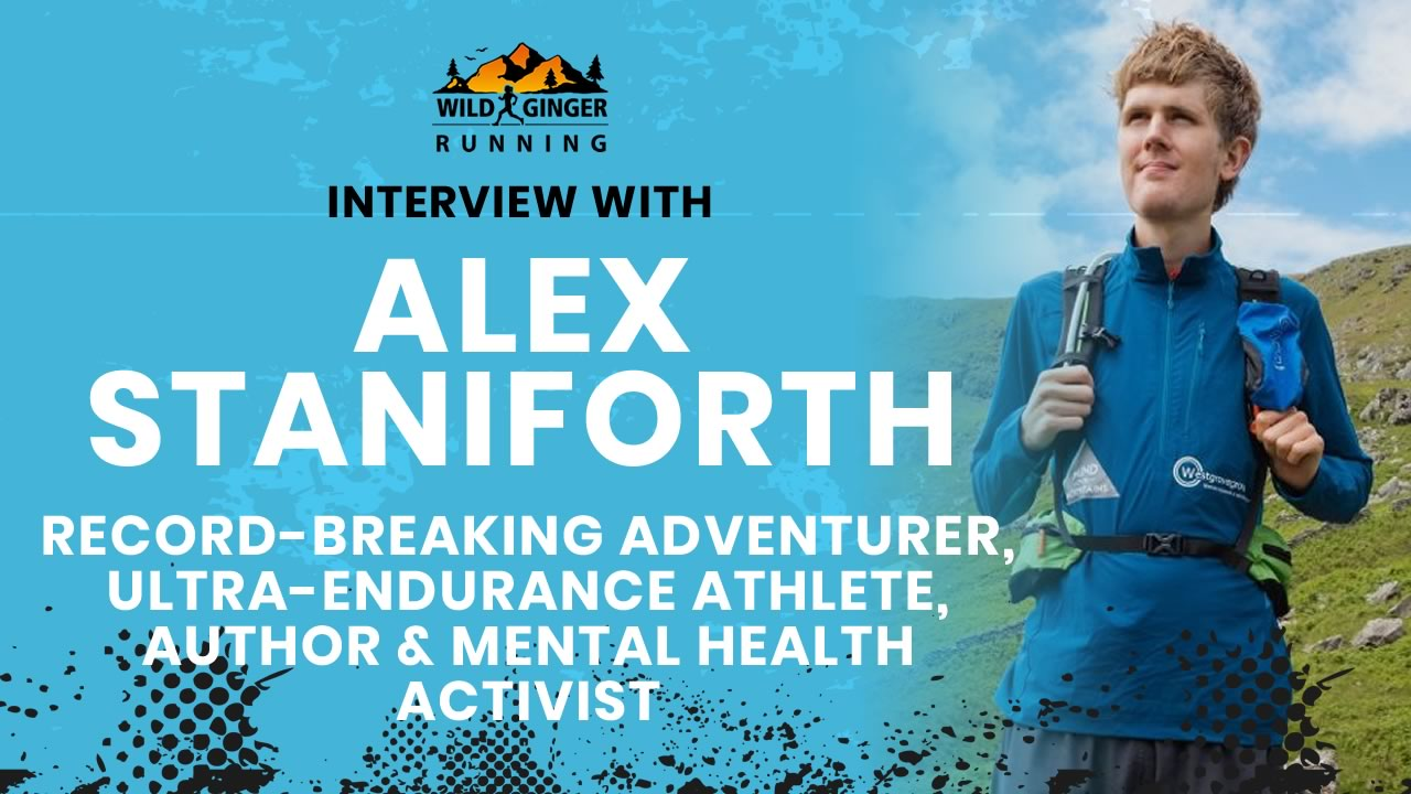 Live interview with Alex Staniforth – the Adversity Adventurer