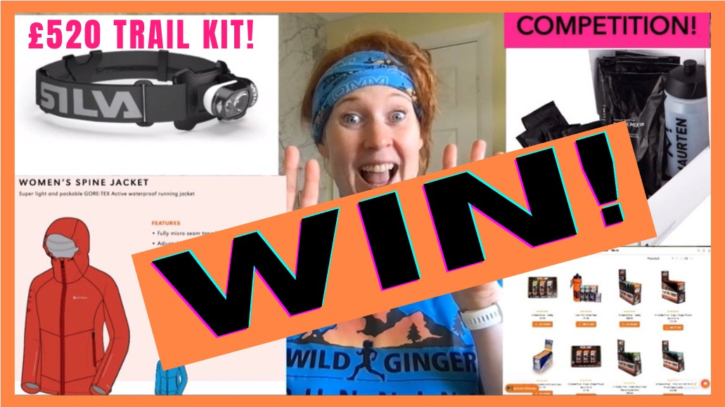 COMPETITION! August – who's won £520 trail & ultra running goodies? PLUS Sept prizes